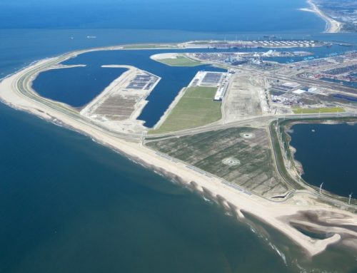 Maasvlakte 2, officiellement inauguré